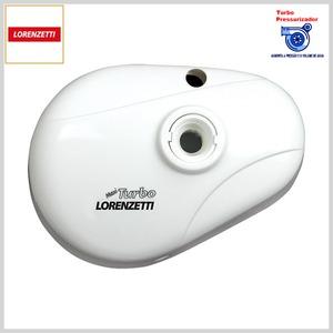 Pressurizador Elétrico MaxiTurbo c/Cano (Branco)