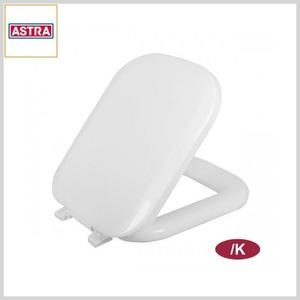 Assento Sanitário TQD/K Deca Quadra Almofadado