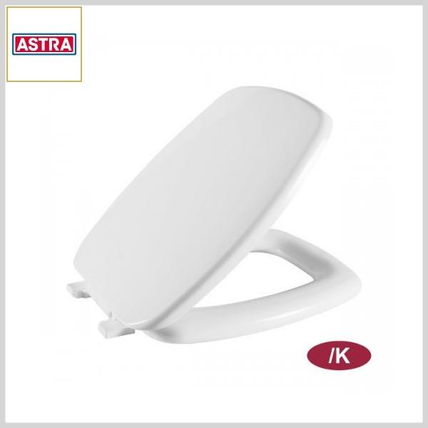 Assento Sanitário TTH/K Incepa Thema Almofadado